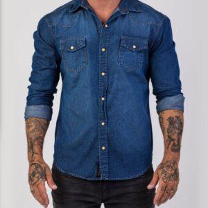Camisa Jean Oily