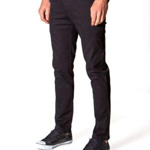 Pantalón Chino Regular Black