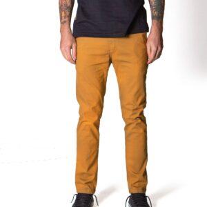 Pantalón Chino Regular Habano