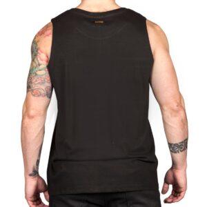Musculosa No Gods Black