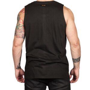 Musculosa Customs Black