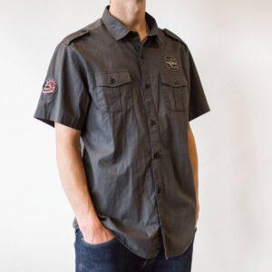 Camisa Parche Custom
